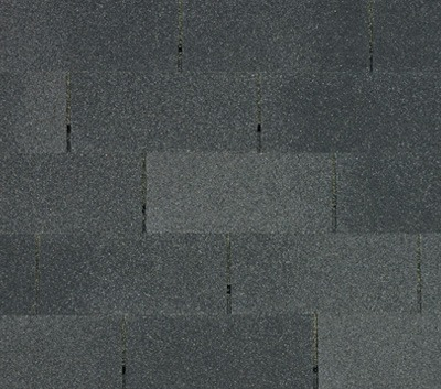 Asphalt Shingle - Midnight Black