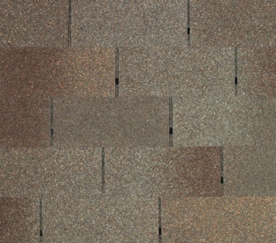 Asphalt Shingle - Natural Wood