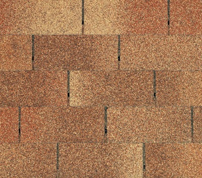 Asphalt Shingle - Sienna Blend