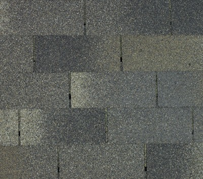 Asphalt Shingle - Storm Grey