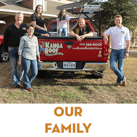 Kanga Roof in Austin Family Button