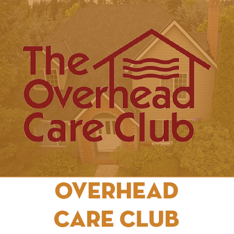 Overhead Care Club Button