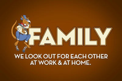 Core Value: Family