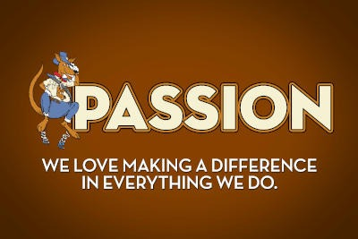 Core Value: Passion