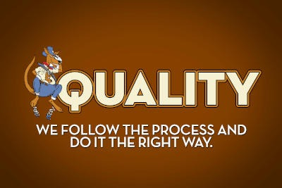Core Value: Quality